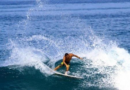 DIEGO HAWAII 2013 - ROCKY POINT STYLING