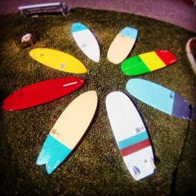 joy - aircraft surfboards the fountain of youth by marcos mota