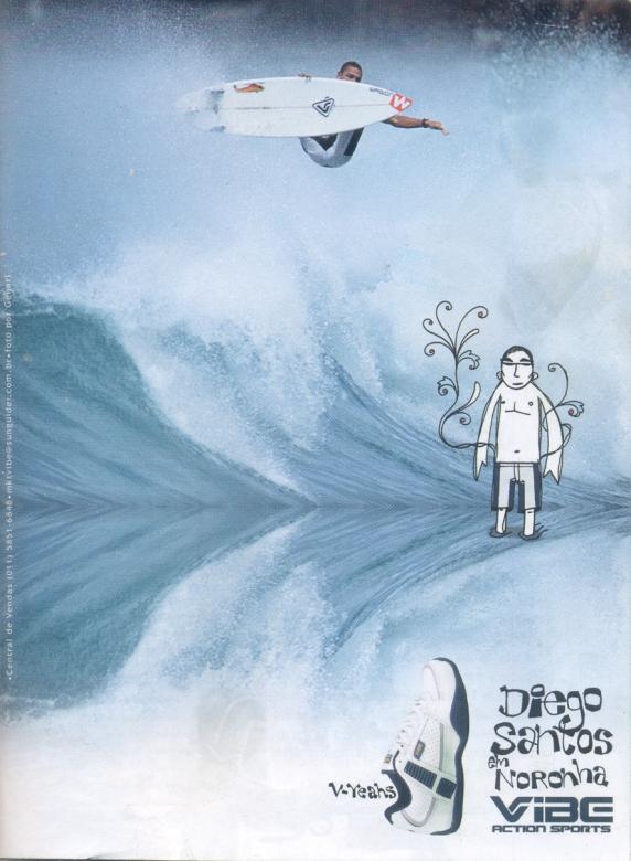 Aircraft Linhas Aéreas!! Diego Santos, revista Alma Surf