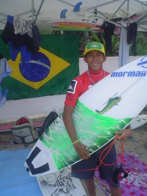 John Max, mundial ISA, Maresias - Brasil